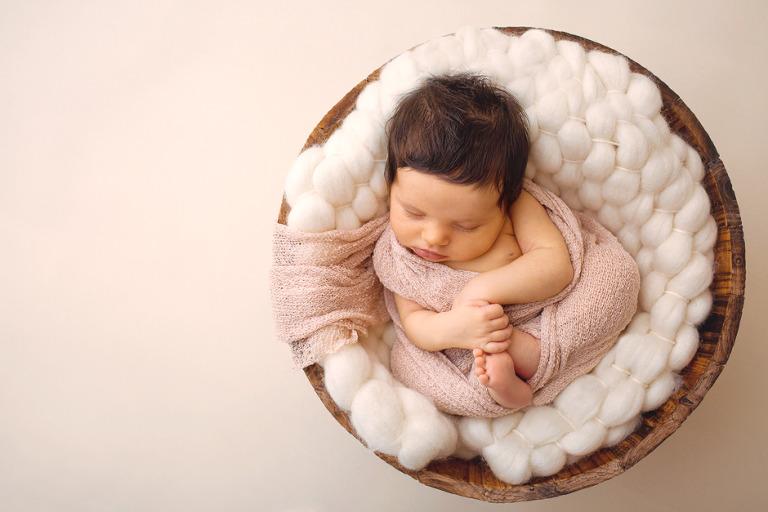 Nyföddfotografering i Göteborg Fotograf Maria Ekblad