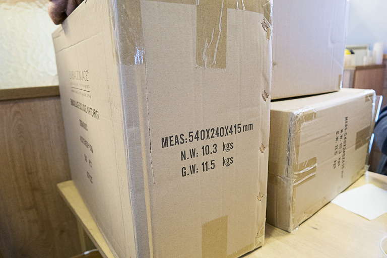 Fotograf Maria Ekblad nyföddfotografi Göteborg