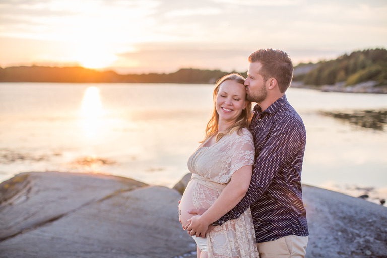 gravidfotografering i Göteborg