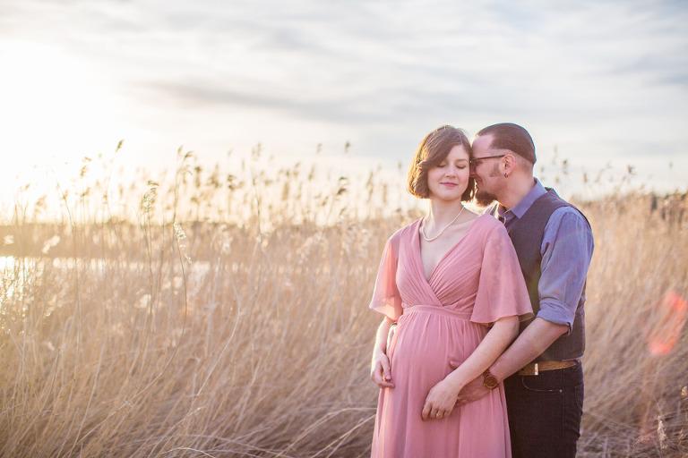 Gravidfotografering i Göteborg fotograf maria ekblad gravidklänningar