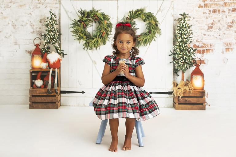 julfotografering 2019 göteborg barn bebisar