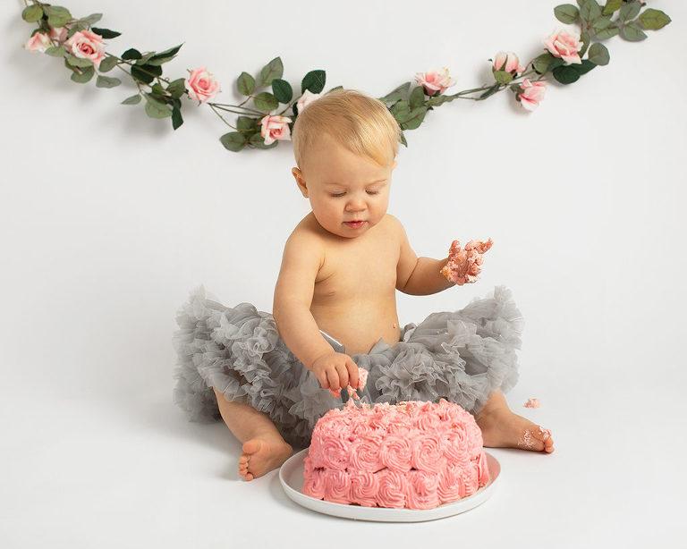 smash the cake fotograf göteborg