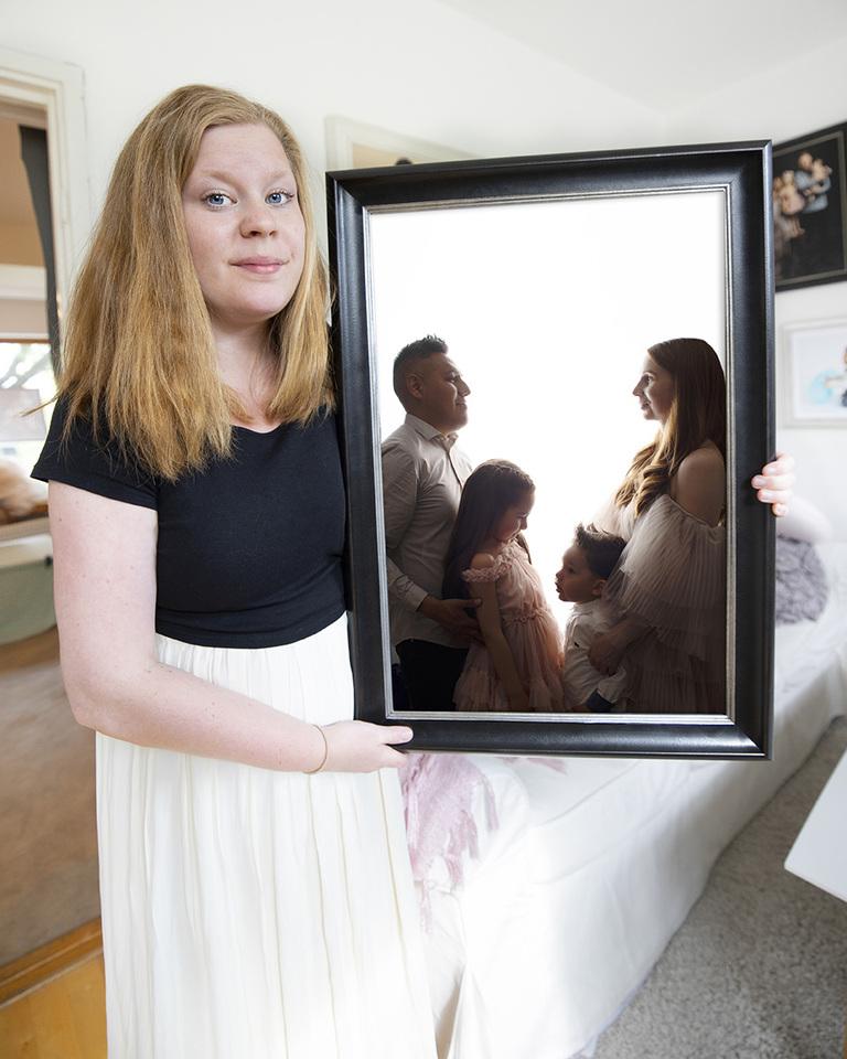 familjefotografering familjebilder studio fotograf Maria Ekblad familjefoto
