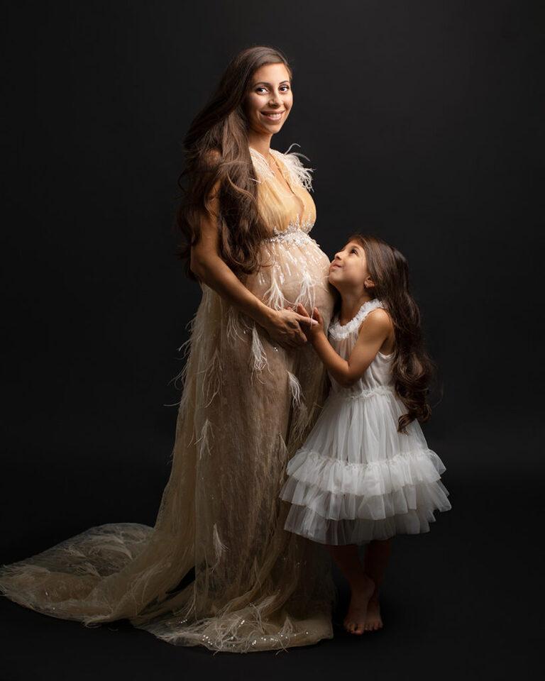 gravidfotografering göteborg fotograf Maria Ekblad